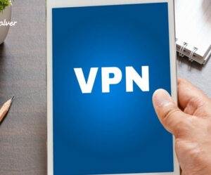 VPN service in your mobile or PC